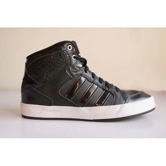 Leeds Opinión fósil  adidas Shoes | Adidas Neo Raleigh High Tops Women | Poshmark